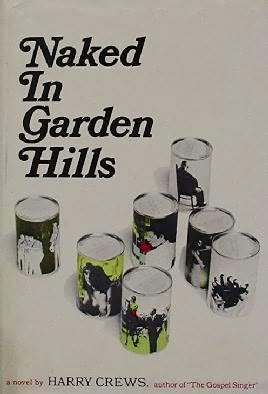 book cover of Naked in Garden Hills