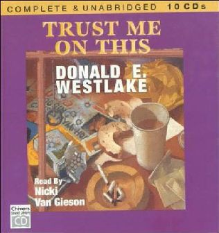 book cover of Trust Me On This