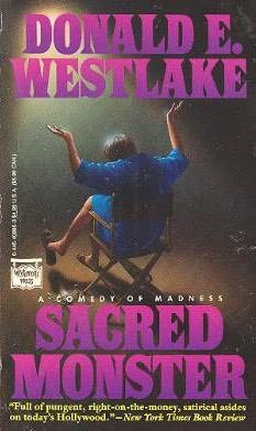 book cover of Sacred Monster