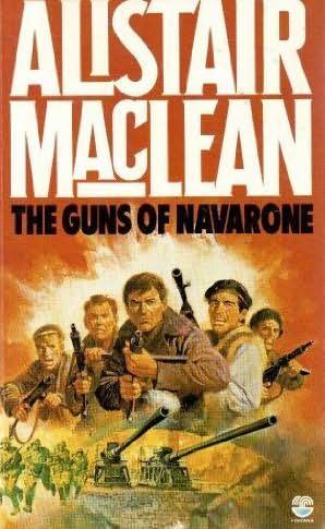 guns involving navarone book
