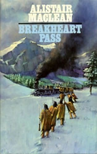 book cover of Breakheart Pass