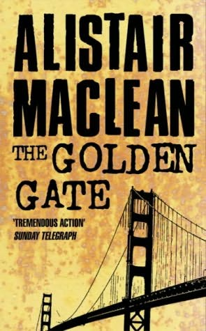 book cover of The Golden Gate