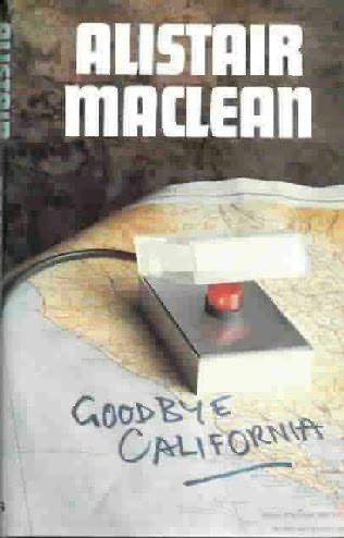 book cover of Goodbye California