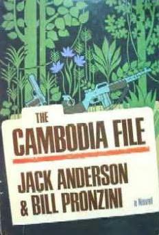 book cover of The Cambodia File