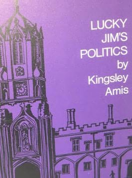 book cover of Lucky Jim\'s Politics