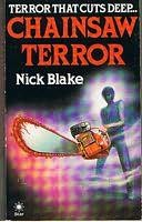 book cover of Chainsaw Terror