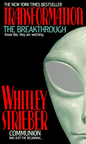 book cover of   Transformation    (Communium, book 2)  by  Whitley Strieber