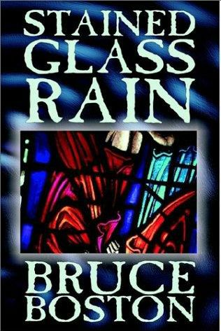 book cover of Stained Glass Rain
