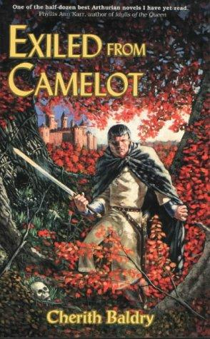 book cover of Exiled from Camelot