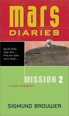 book cover of Alien Pursuit
