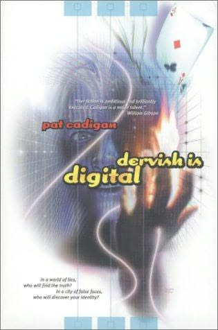 book cover of Dervish is Digital