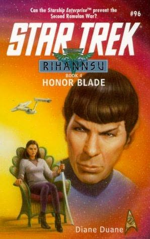 book cover of Honor Blade