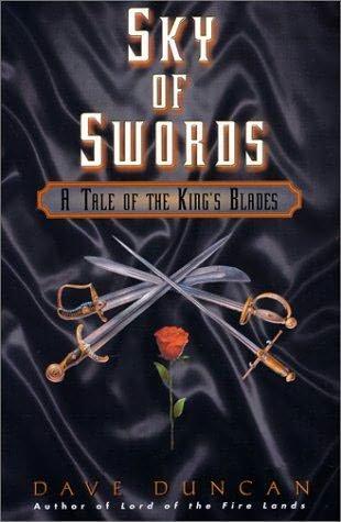 book cover of Sky of Swords
