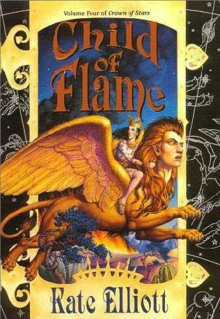 book cover of Child of Flame