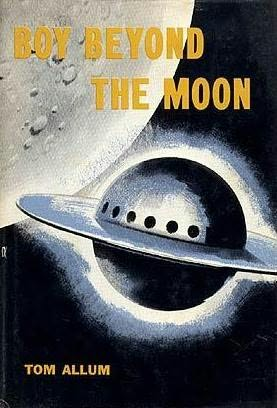 book cover of Boy Beyond the Moon