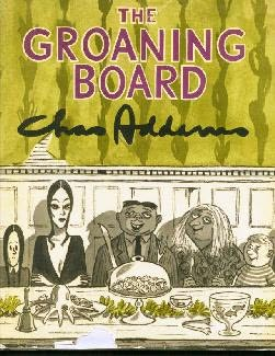 book cover of The Groaning Board