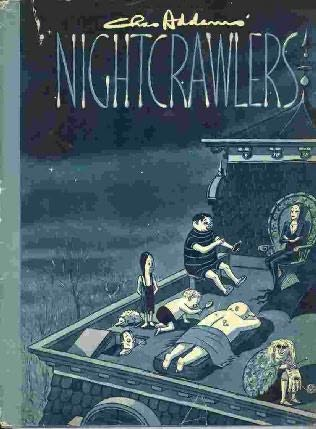 book cover of Nightcrawler