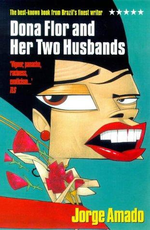 book cover of Dona Flor and Her Two Husbands