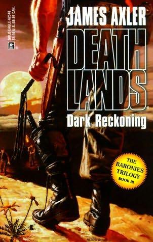 book cover of Dark Reckoning