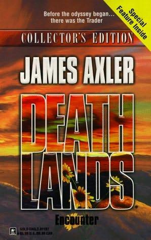DEATHLANDS 1: PILGRIMAGE TO HELL James Axler GRAPHICAUDIO 8 Hours, 8 CD'S 2005!