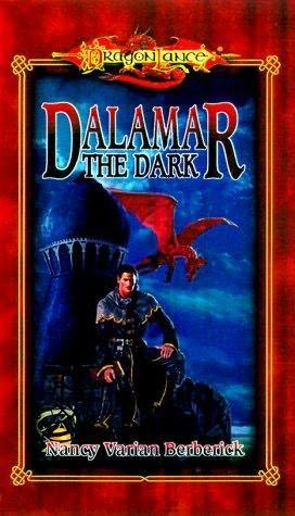 book cover of Dalamar the Dark