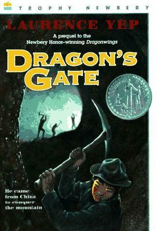 book cover of Dragon\'s Gate