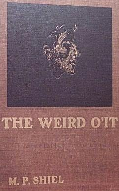 book cover of The Weird o\' It