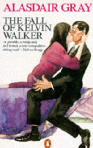 book cover of The Fall of Kevin Walker