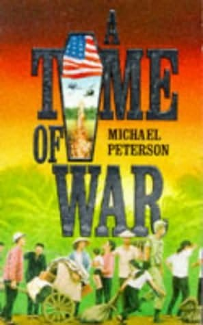 book cover of A Time of War