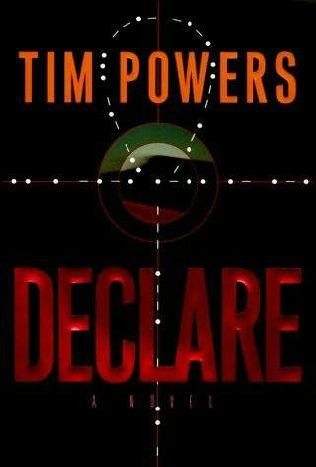 book cover of Declare