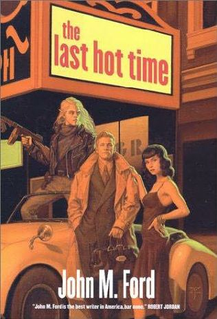 book cover of The Last Hot Time
