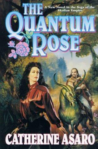 book cover of The Quantum Rose