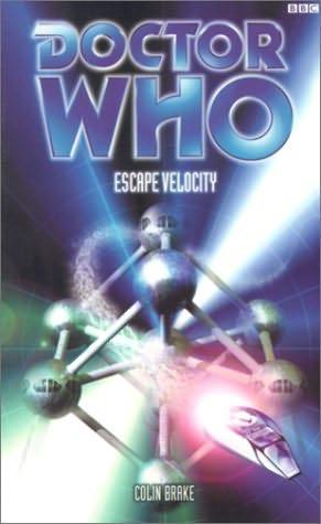 book cover of Escape Velocity