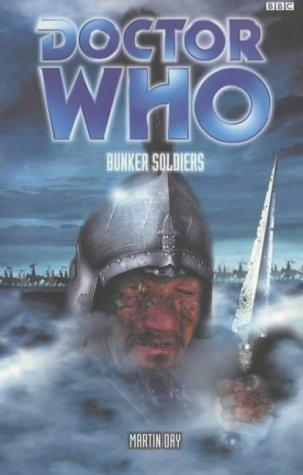 book cover of Bunker Soldiers