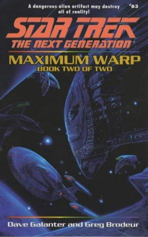 book cover of Maximum Warp Book 2