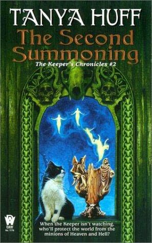 book cover of The Second Summoning