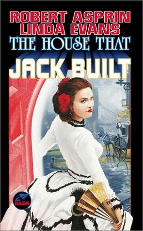 book cover of The House that Jack Built