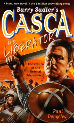 book cover of The Liberator