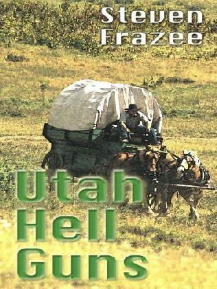 book cover of Utah Hell Guns