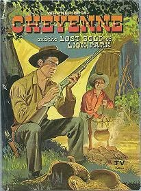 book cover of Cheyenne