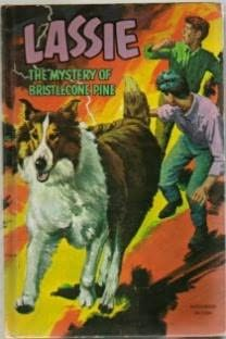 book cover of The Mystery of the Bristlecone Pine