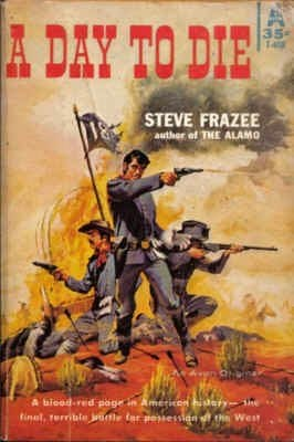 book cover of A Day to Die
