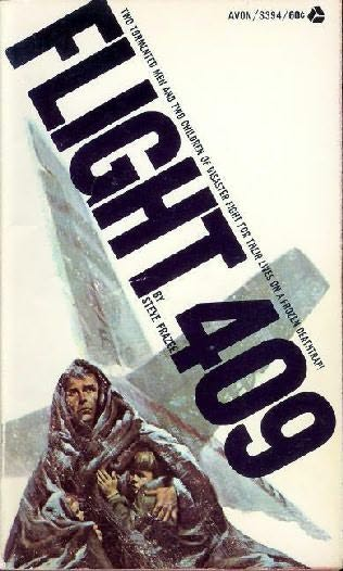 book cover of Flight 409