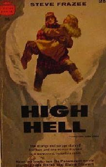 book cover of High Hell