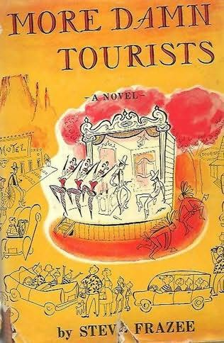 book cover of More Damn Tourists