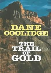 book cover of The Trail of Gold
