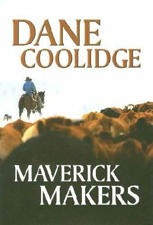 book cover of Maverick Makers