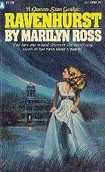 book cover of Ravenhurst