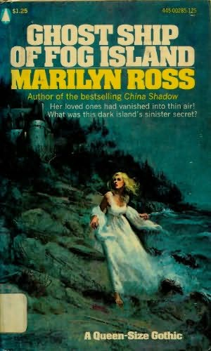 book cover of Ghost Ship of Fog Island