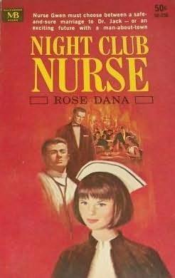 book cover of Night Club Nurse